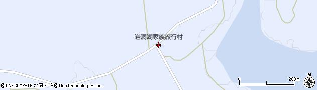 岩洞湖家族旅行村周辺の地図