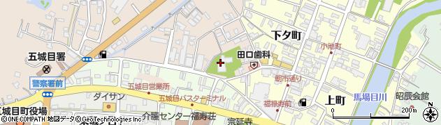 了賢寺周辺の地図
