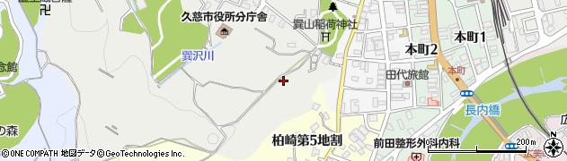 大日如来周辺の地図