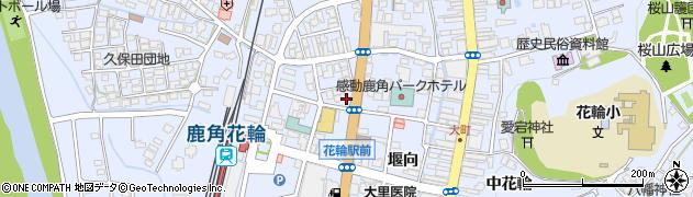 HairRoom Ripple周辺の地図