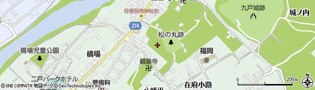大作神社周辺の地図