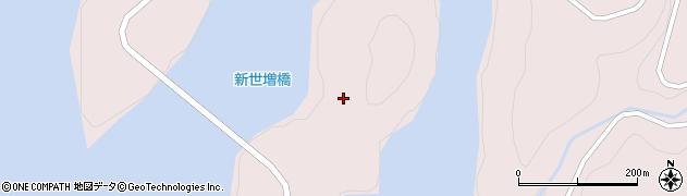 青森県八戸市南郷大字島守(筋久辺)周辺の地図