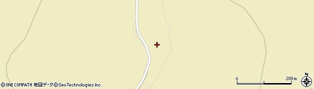 青森県八戸市南郷大字中野(天狗森ノ下)周辺の地図