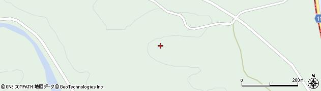 青森県八戸市是川(焼山)周辺の地図