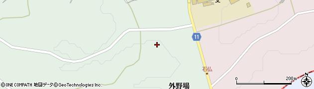 青森県八戸市是川(増子平)周辺の地図