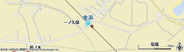青森県八戸市周辺の地図