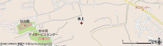 青森県八戸市妙周辺の地図
