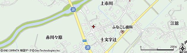 中里理容周辺の地図