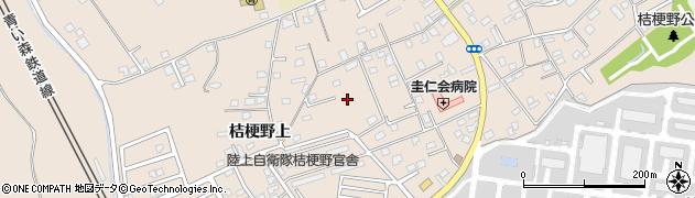 青森県八戸市市川町(桔梗野上)周辺の地図