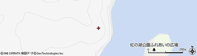 青森県黒石市袋(天下平澤)周辺の地図