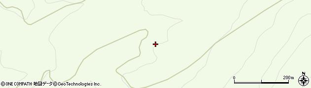 青森県黒石市二庄内(長下)周辺の地図