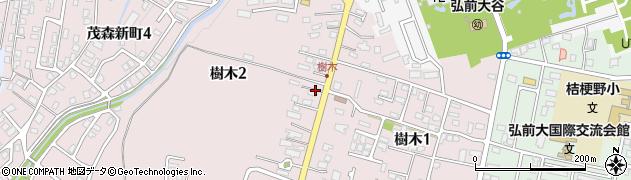 久渡寺新寺町線周辺の地図