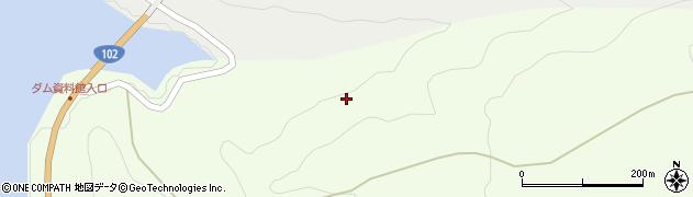 青森県黒石市二庄内(杉ノ澤)周辺の地図