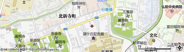 袋宮寺周辺の地図