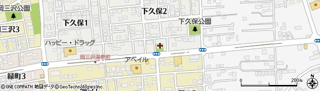 速成寺周辺の地図