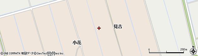 青森県つがる市柏玉水見吉周辺の地図