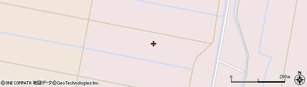青森県つがる市木造千代田錦田周辺の地図