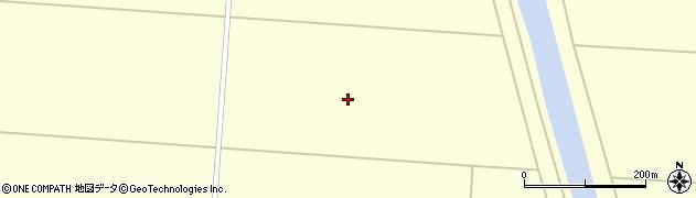 青森県つがる市牛潟町吉野周辺の地図