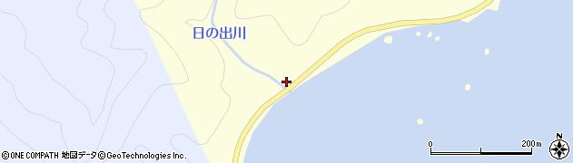 北海道松前郡福島町日の出周辺の地図