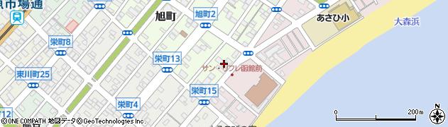 道営住宅周辺の地図
