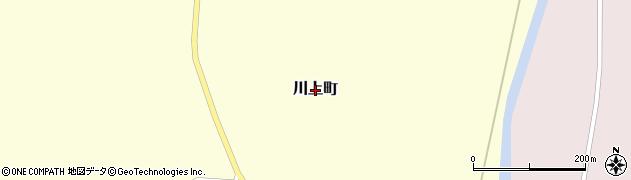 北海道函館市川上町周辺の地図