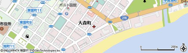 大貫寺周辺の地図