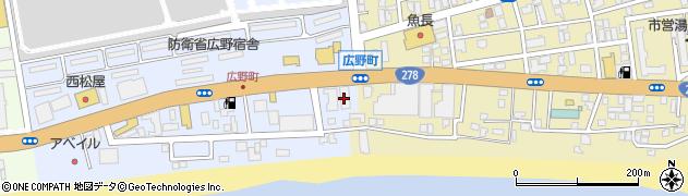 株式会社ことぶき第一交通 整備工場周辺の地図