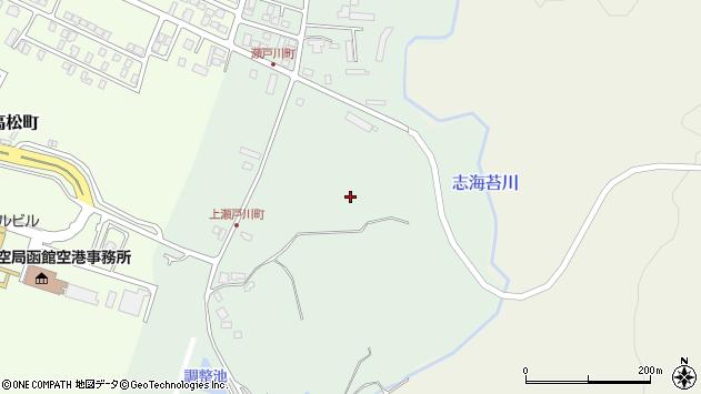 〒042-0951 北海道函館市瀬戸川町の地図