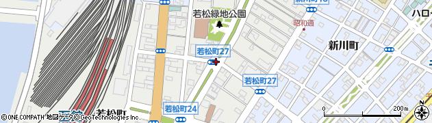 若松町35周辺の地図