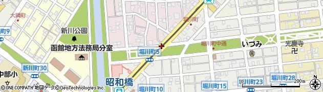 中島町18周辺の地図