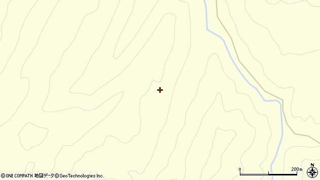 〒049-0284 北海道北斗市湯ノ沢の地図