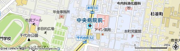 北海道函館市周辺の地図