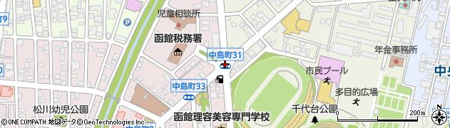 梁川町1周辺の地図