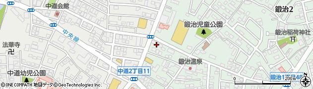 とこ屋さん周辺の地図