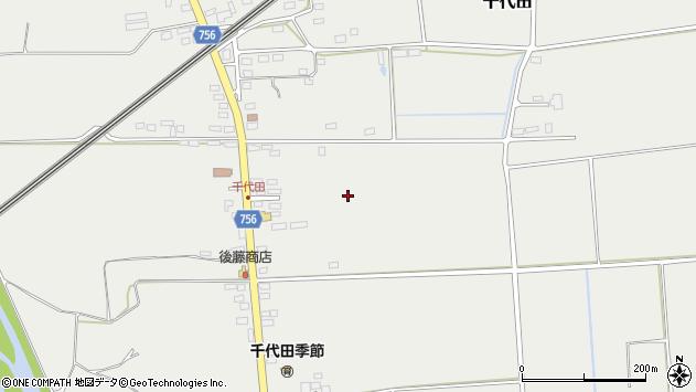 〒041-1222 北海道北斗市千代田の地図