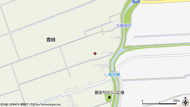 〒041-1132 北海道亀田郡七飯町豊田の地図