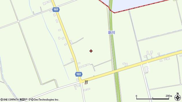 〒041-1213 北海道北斗市開発の地図