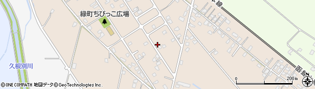 北海道亀田郡七飯町緑町周辺の地図
