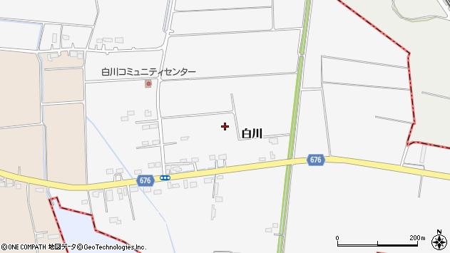 〒041-1211 北海道北斗市白川の地図