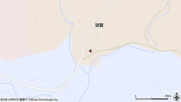 〒043-1362 北海道檜山郡厚沢部町須賀の地図