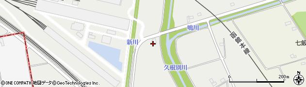 北海道亀田郡七飯町飯田町167周辺の地図