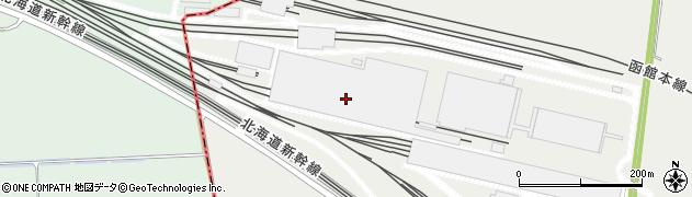 北海道亀田郡七飯町飯田町233周辺の地図