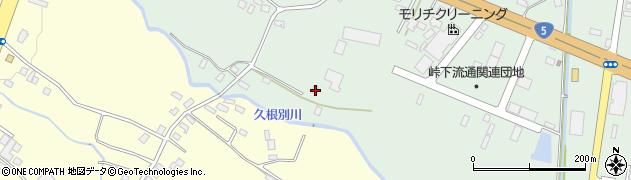 北海道亀田郡七飯町峠下131周辺の地図