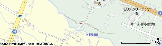 北海道亀田郡七飯町峠下153周辺の地図