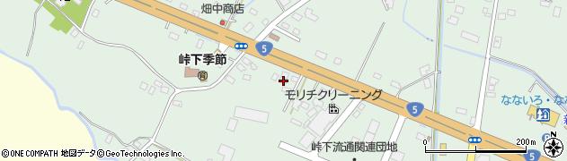 北海道亀田郡七飯町峠下91周辺の地図