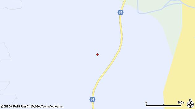 〒058-0341 北海道幌泉郡えりも町苫別の地図