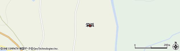 北海道乙部町(爾志郡)栄浜周辺の地図