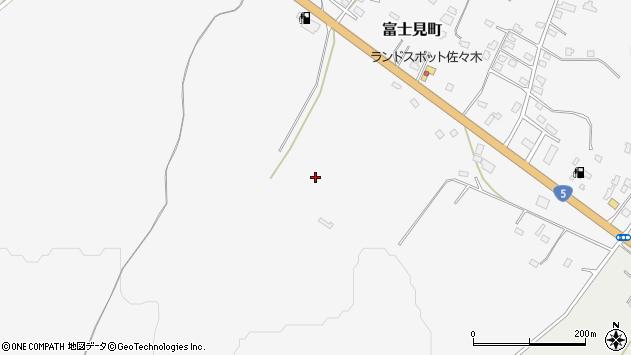 〒049-2322 北海道茅部郡森町富士見町の地図
