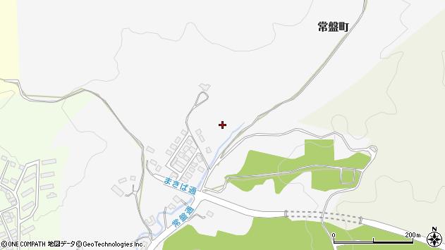 〒057-0012 北海道浦河郡浦河町常盤町の地図