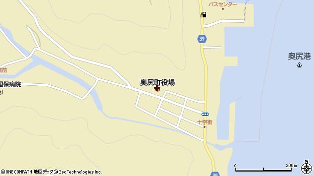 〒043-1400 北海道奥尻郡奥尻町(以下に掲載がない場合)の地図